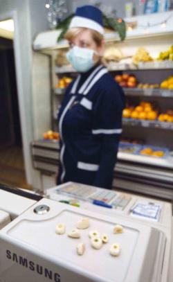 Эпидемия гриппа в норильске