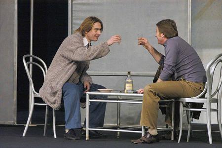 Зачем Спут (Павел Авдеев) предлагает Георгу (Сергей Ребрий) убить себя? Ребус, кроссворд...