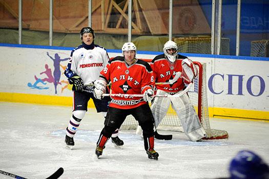 Хоккей-3