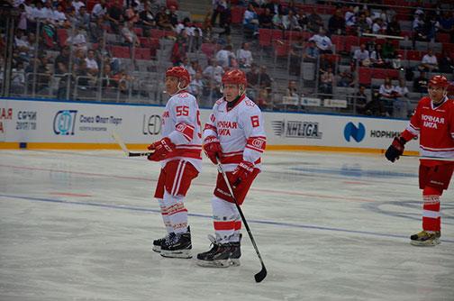 Хоккей-Потанин