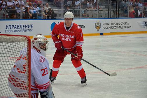 Хоккей-Путин