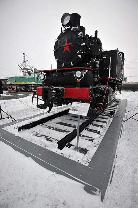 паровоз